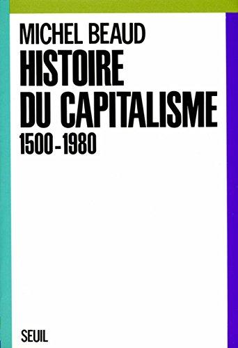 Histoire du capitalisme : 1500-1980