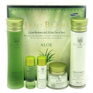 Korean Cosmetics_Jant Blanc Aloe Essential 3pc Gift Set by Jant Blanc