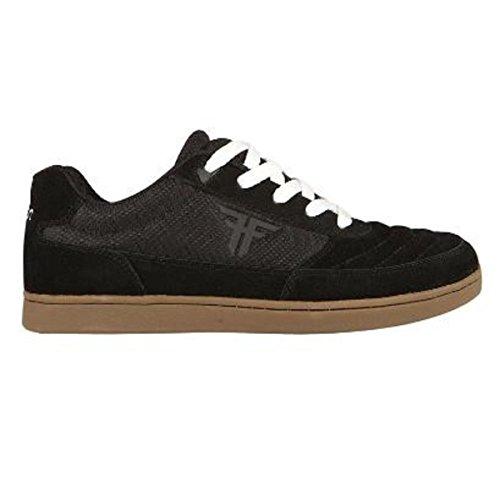 Fallen Skateboard Schuhe Pivot Black/Gum, Schuhgrösse:42 -