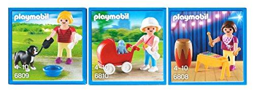 playmobil-characters-set-of-3-includes-girl-walking-dog-girl-xylophone-girl-withpram-6808-6809-and-6