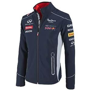 infiniti red bull racing veste softshell officielle de l 39 curie de formule 1 avec logos des. Black Bedroom Furniture Sets. Home Design Ideas