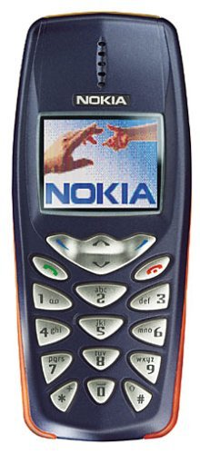 Nokia 3510i Handy blue