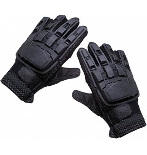 Full Finger Paintball Gloves BMX Mountain Biking Scooter Airsoft NEW (Large)