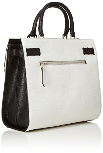 Guess Damen Hwvg62 16070 Handtasche, U Weiß (Blanco)