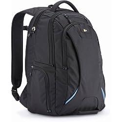 """Case Logic BEBP-115 Sac à dos en nylon Ordinateur portable/Tablette PC à 15"""" Noir"""