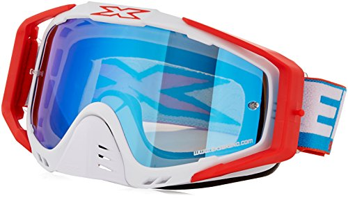 EKS S Series Maske Motocross-Unisex Erwachsene, Rot Preisvergleich