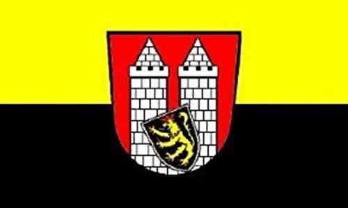 (U24 Fahne Flagge Hof Bootsflagge Premiumqualität 80 x 120 cm)