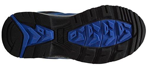 MCKINLEY Multi-Schuh Softshell II JR SCHWARZ/GRAU blue royal/grey