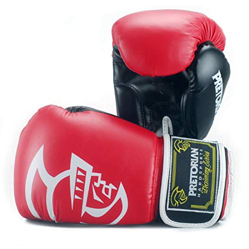 ZhangB Boxhandschuhe, Leder Struktur, Gel Schlagschutzschaum, leicht zu reinigen und pflegen, Breathable Mesh, Geeignet for Boxen, Taekwondo, Muay Thai, Sparring und Ausbildung -