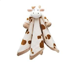 Teddykompaniet - Doudou plat vache