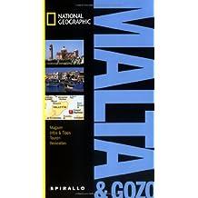 NATIONAL GEOGRAPHIC Spirallo Reiseführer Malta, Gozo