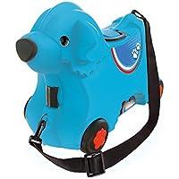 BIG - Bobby-Trolley, Kinderkoffer, Kindergepäck