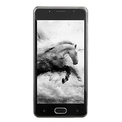 """Sonnena D503 5,0\""""Ultradünne Android 6.0 Quad-Core 1 GB + 4 GB GSM 3G WiFi Dual SIM Kamera Smart Mobiltelefon"""