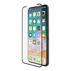 Belkin ScreenForce TemperedCurve Screen Protector for iPhone XS/X