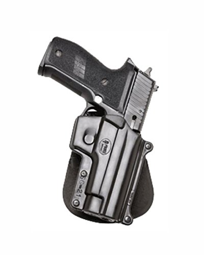 Fobus Conceal carry Paddle Holster for Sig Sauer 226 & 228 with Rails 245, 225 / Norinco NC226 / Smith&Wesson 3913, 4013, 5904, 6906, 5946, 3919, CS9. Not for T / S&W 6906, 4566, 4003 / SAR Arms B6 / Tristar C100, L120 -