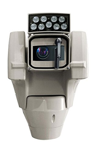 UC1PVRA000A, ULISSE Compact 230Vac, Kamera 36x Pal, IR LED Scheinwerfer 10°, I/O Alarm Ulisse Compact