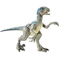 Jurassic World Velociraptor Blue, Dinosaurio de Juguete, (Mattel FNB33)