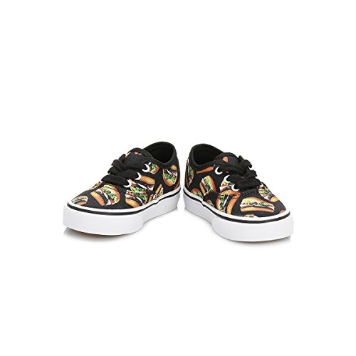 Vans Authentic–Unisex Baby Shoes black Size: 7
