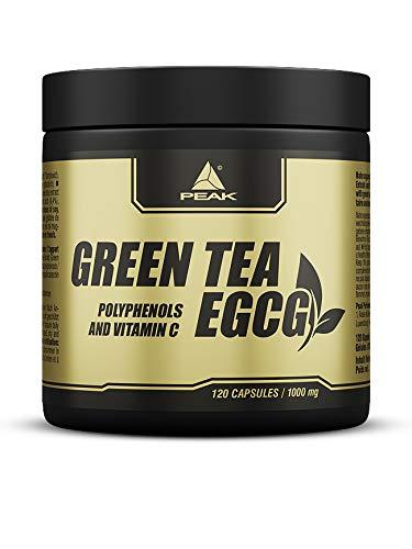 Peak – EGCG – Grüntee Extrakt – 120 Kapseln