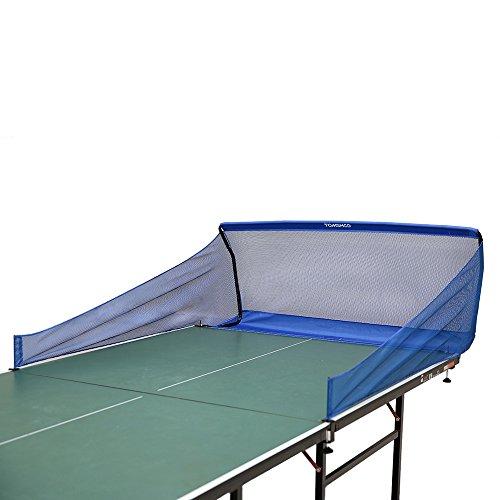 TOMSHOO Tischtennis Netz Trainingsgerät