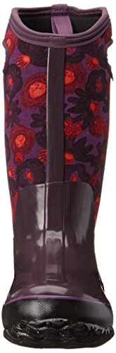 Bogs Classic Watercolour Tall Womens Wellies Lila
