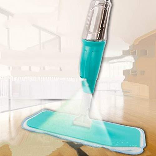 Fgvbwe4r 1pc magic spray mop panno in microfibra per pavimenti finestre clean mop home cucina bagno strumenti di pulizia dedicati-blu