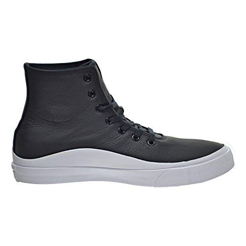 Converse Chuck Taylor All Star Quantum high Herren Sneaker Leder schwarz Black/White/Volt