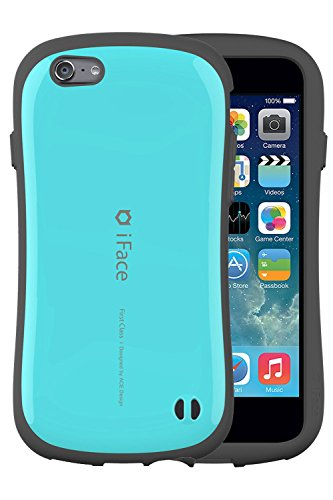 iFace First Class 5.5 inch Case for iPhone 6 Plus - Verizon, AT&T, T-Mobile, Sprint, International, and Unlocked - Apple New iPhone 6 Plus Case 2014 Model 5.5 inch (Orange) Emerald