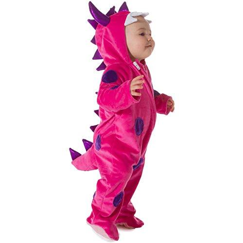 Kleines pinkes Monster - 6-12 Monate
