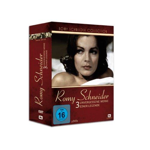 Bild von Romy Schneider Collection - 3 DVD Set (Das wilde Schaf / Mado / Die Unschuldigen mit den schmutzigen Händen)