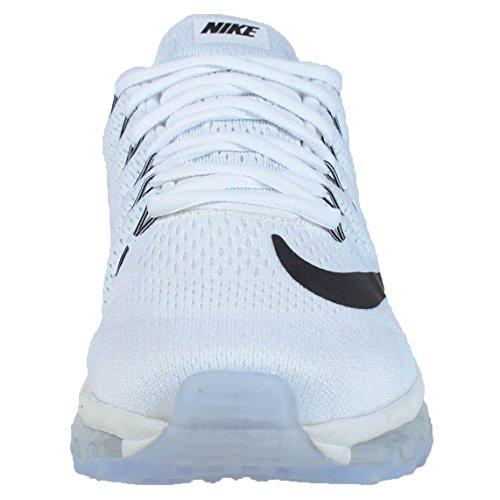 Nike Damen Wmns Air Max 2016 Laufschuhe Blanco (vertice Bianco / Nero-bianco)