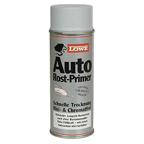 Löwe Auto Rost Primer SPRAY 400 ml, rotbraun -
