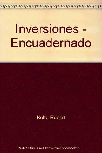 Descargar Libro Inversiones - Encuadernado de Robert Kolb