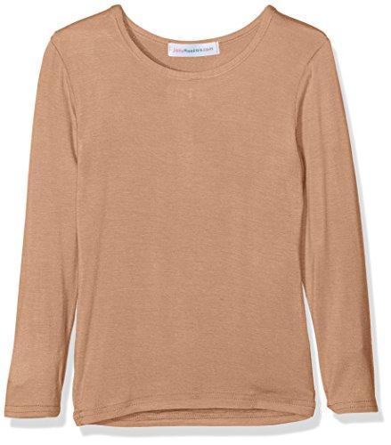 jolly-rascals-plainls-camiseta-para-ninos-beige-camel-4-5-anos