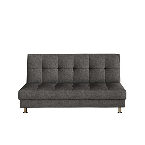Modernes Sofa Endo mit Bettkasten und Schlaffunktion, Funktionssofa, Lounge Couch, Design Bettsofa...