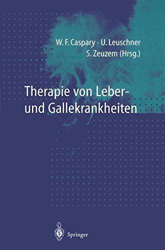 Therapie von Leber- und Gallekrankheiten - Hepatitis B Leber