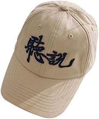 LYL Berretto da Baseball Casual Casual Casual Regolabile Regolabile Nero del Ricamo del Testo di Stile Cinese del Cappello (Coloreee   Beige) B07FZ2LXRY Parent | Prodotti Di Qualità  | Qualità Affidabile  | marche  | Negozio  a32c16