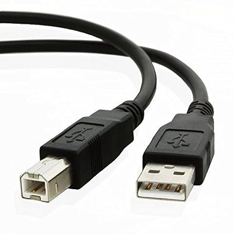 Yamaha P255 - Câble USB pour Yamaha DIGITAL PIANO