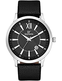 Darwin Classic Collection Black Dial With Date Display Professional Or Daily Wear Imported Analogue Japanese Movement...