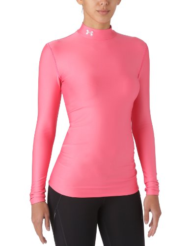 Under Armour Ladies Compression Mock - Ultra