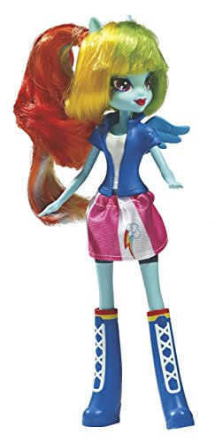 My Little Pony Equestria Everyday Doll Rainbow Rocks Dash (Monster High My Little Pony)