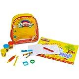 Sambro Mochila de actividades de Playdoh, color amarillo