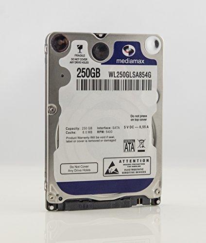 Mediamax 250GB 2.5