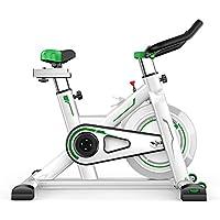 Bicicleta Spinning Profesional,Indoor Cycling Electromagnético Aplicación Inteligente,Resistencia Variable Bicicleta Estatica Ejercicio Aerobico