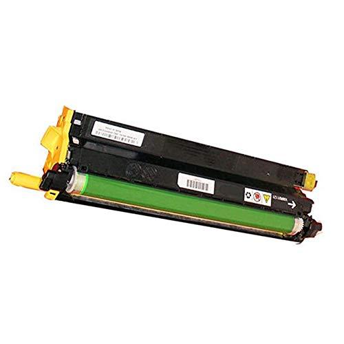 Toner a cartuccia Phaser 6600 compatibile con la cartuccia di toner X-e-rox 6600 per P6600 6605 6655 Toner a cartuccia per stampante, con chip, 60.000 pagine (nero / giallo, ciano, magenta)-yellow