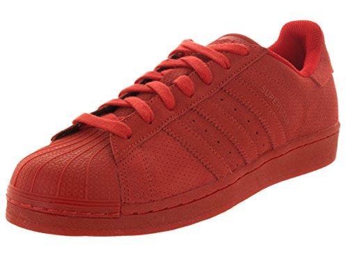 Adidas Originals Superstar Rt chaussures, équipement bleu / équipement bleu / équipement bleu, 4, Red/Red/Red