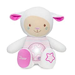 Idea Regalo - Chicco Baby Senses Mamma Lullaby Pecorella, Rosa