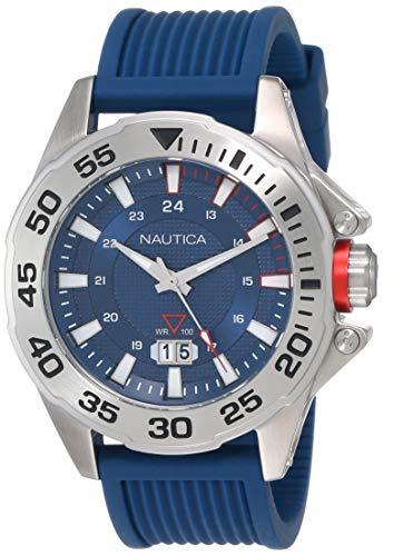 orologio solo tempo uomo Nautica Westview sportivo cod. NAPWSV001