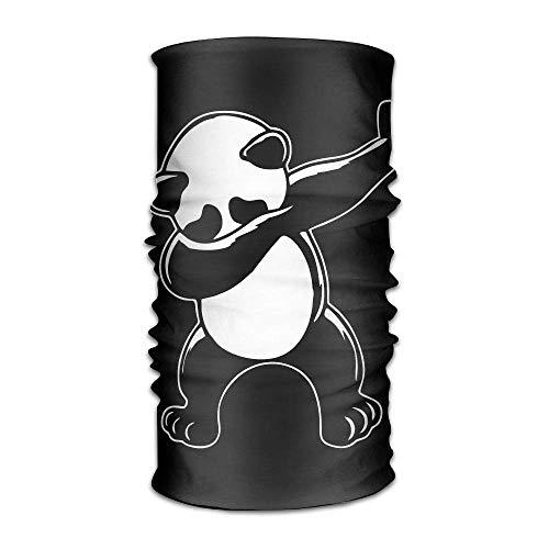 Kostüm Gold Woman Dust - Dabbing Panda Art Animal Headwrap Men Women Headwear Headband Neck Scarf Quick Dry Hairband Magic Head Scarf Bandana Fashion Headdress Face Mask Neck Gaiter