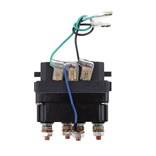 Schema Elettrico Per Verricello : Set telecomando wireless per verricello elettrico v